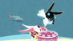 Rating: Safe Score: 36 Tags: cake food fruit mokona strawberry tsubasa_reservoir_chronicle xxxholic User: mrdkreka
