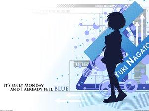 Rating: Safe Score: 17 Tags: blue nagato_yuki silhouette suzumiya_haruhi_no_yuutsu white User: Oyashiro-sama