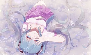 Rating: Safe Score: 49 Tags: hatsune_miku vocaloid wkeen User: FormX