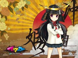 Rating: Safe Score: 25 Tags: oki_kiki school_uniform star_mine_girl sumaga tsuji_santa User: 秀悟