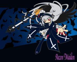 Rating: Safe Score: 2 Tags: doll goth-loli jpeg_artifacts lolita_fashion rozen_maiden suigintou sword weapon User: Oyashiro-sama