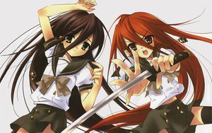 Rating: Safe Score: 44 Tags: shakugan_no_shana shana sword weapon User: Oyashiro-sama