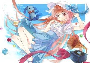 Rating: Safe Score: 44 Tags: dress elise_(piclic) hanato_kobato hat kobato long_hair User: opai