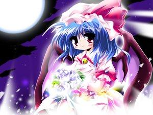 Rating: Safe Score: 18 Tags: remilia_scarlet touhou vampire User: Oyashiro-sama