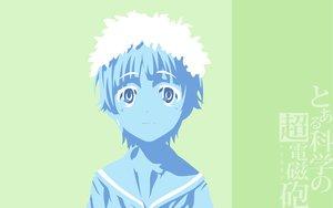 Rating: Safe Score: 12 Tags: headdress polychromatic short_hair to_aru_kagaku_no_railgun to_aru_majutsu_no_index uiharu_kazari User: rargy