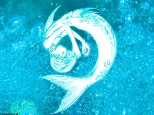 Rating: Safe Score: 8 Tags: +anima husky mermaid User: Oyashiro-sama