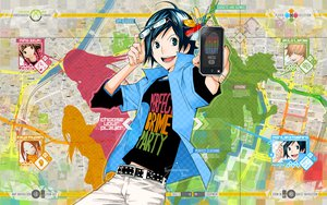 Rating: Safe Score: 33 Tags: bakuman User: garypan