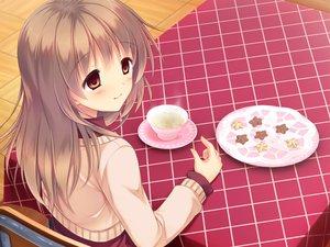 Rating: Safe Score: 14 Tags: asahina_mai game_cg sakura_no_reply User: Maboroshi