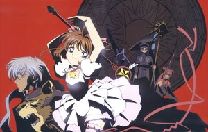 Rating: Safe Score: 6 Tags: card_captor_sakura clamp kero kinomoto_sakura scan User: RyuZU