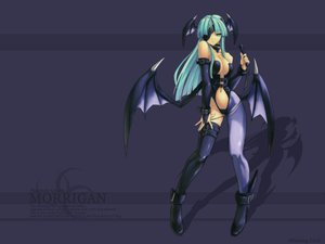Rating: Safe Score: 59 Tags: darkstalkers morrigan_aensland User: Oyashiro-sama