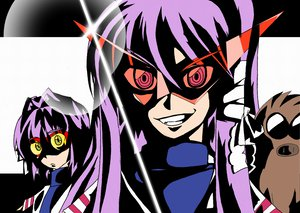 Rating: Safe Score: 20 Tags: 2girls botan clannad fujibayashi_kyou fujibayashi_ryou parody tengen_toppa_gurren_lagann twins User: HawthorneKitty