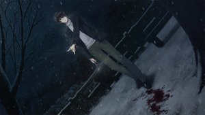 Rating: Safe Score: 31 Tags: all_male blood innocent_grey kara_no_shoujo_2 knife male masaki_tomoyuki snow sugina_miki User: mattiasc02