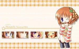 Rating: Safe Score: 17 Tags: blue_eyes orange suigetsu yamato_suzuran User: valeriachanal