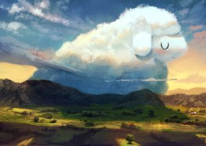 Rating: Safe Score: 74 Tags: animal building clouds landscape manino_(mofuritaionaka) nobody original scenic sheep sky sunset tree User: otaku_emmy