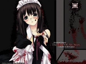 Rating: Safe Score: 58 Tags: blood maid murakami_suigun User: Oyashiro-sama