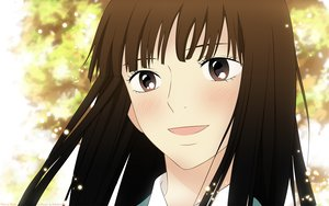 Rating: Safe Score: 30 Tags: blush close kimi_ni_todoke kuronuma_sawako signed watermark User: Yunocchi