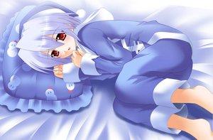 Rating: Safe Score: 9 Tags: kotonomiya_yuki pajamas suigetsu User: Oyashiro-sama