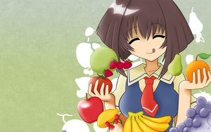 Rating: Safe Score: 15 Tags: food fruit karin maaka_karin User: Oyashiro-sama