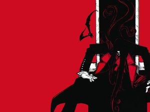 Rating: Safe Score: 25 Tags: alucard hellsing red User: Oyashiro-sama