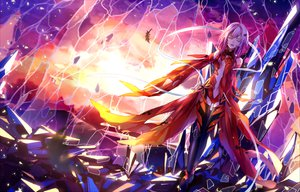 Rating: Safe Score: 162 Tags: guilty_crown ikasemih yuzuriha_inori User: HawthorneKitty