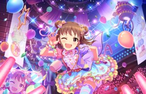 Rating: Safe Score: 12 Tags: bow brown_hair cat_smile chain idolmaster idolmaster_cinderella_girls idolmaster_cinderella_girls_starlight_stage lolita_fashion microphone purple_eyes short_hair tagme_(artist) tagme_(character) thighhighs wink wristwear User: luckyluna