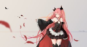 Rating: Safe Score: 172 Tags: krul_tepes owari_no_seraph pink_hair satorixxx tagme vampire User: Stealthbird97