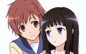 Rating: Safe Score: 18 Tags: kamisama_no_memo_chou shinozaki_ayaka shionji_yuuko User: meccrain