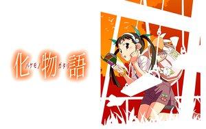 Rating: Safe Score: 10 Tags: bakemonogatari hachikuji_mayoi loli monogatari_(series) User: 秀悟
