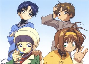 Rating: Safe Score: 3 Tags: black_hair blue_eyes blue_hair brown_eyes brown_hair card_captor_sakura clamp daidouji_tomoyo gradient green_eyes group headband kinomoto_sakura li_syaoran male scan short_hair tagme_(character) User: RyuZU