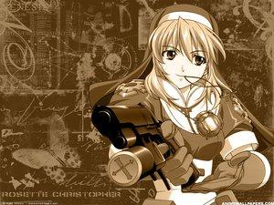 Rating: Safe Score: 35 Tags: chrono_crusade gun nun polychromatic rosette_christopher weapon User: Sanctuary