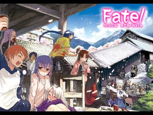 Rating: Safe Score: 22 Tags: fate/hollow_ataraxia fate_(series) fate/stay_night User: Oyashiro-sama