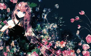 Rating: Safe Score: 49 Tags: blue_eyes flowers long_hair megurine_luka nyakkunn pink_hair polychromatic vocaloid User: FormX