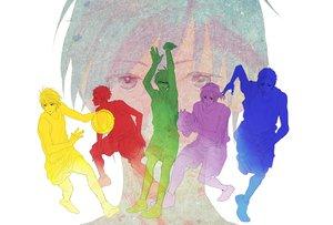 Rating: Safe Score: 24 Tags: akashi_seijuurou all_male aomine_daiki ball basketball kise_ryouta kuroko_no_basket kuroko_tetsuya male midorima_shintarou murasakibara_atsushi sport tagme User: cloudnj