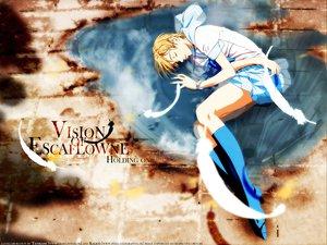Rating: Safe Score: 12 Tags: feathers hitomi_kanzaki sleeping vision_of_escaflowne water User: Oyashiro-sama