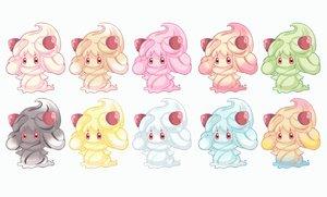Rating: Safe Score: 13 Tags: alcremie food fruit pikomarie pokemon strawberry white User: otaku_emmy