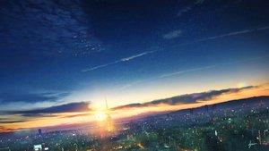 Rating: Safe Score: 69 Tags: animal bird building city clouds niko_p nobody original scenic signed sky User: RyuZU