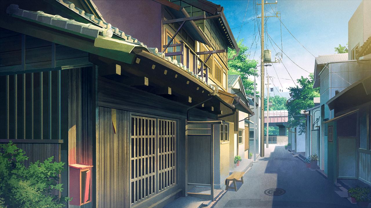 building city clouds naohiro nobody original scenic sky