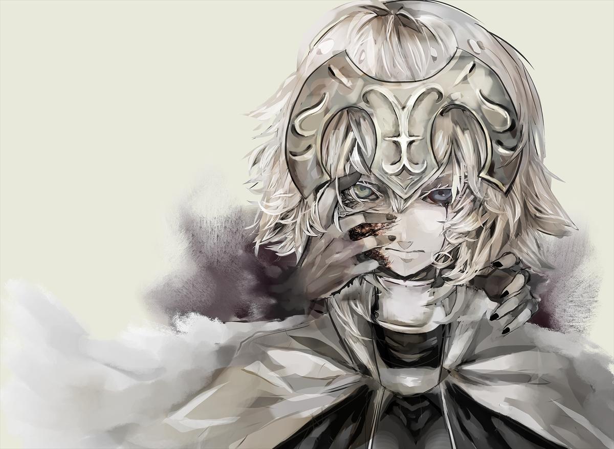 fate/grand_order fate_(series) jeanne_d'arc_(fate) kataru_(ubw-emiya) polychromatic