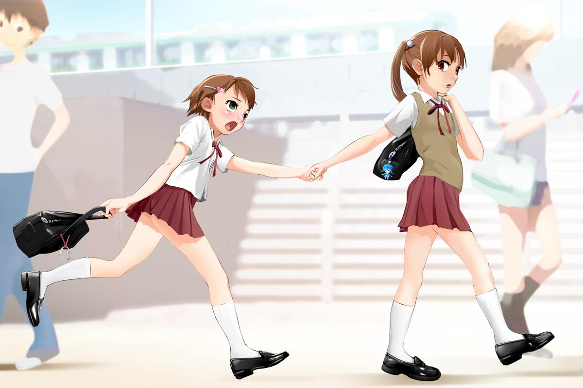 Порно брат с сестрой аниме комиксы