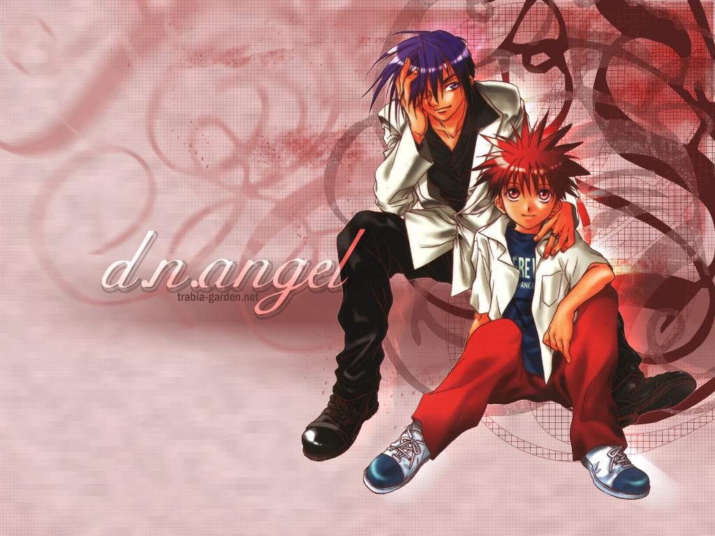 dark_mousy dnangel niwa_daisuke red_eyes red_hair sugisaki_yukiru