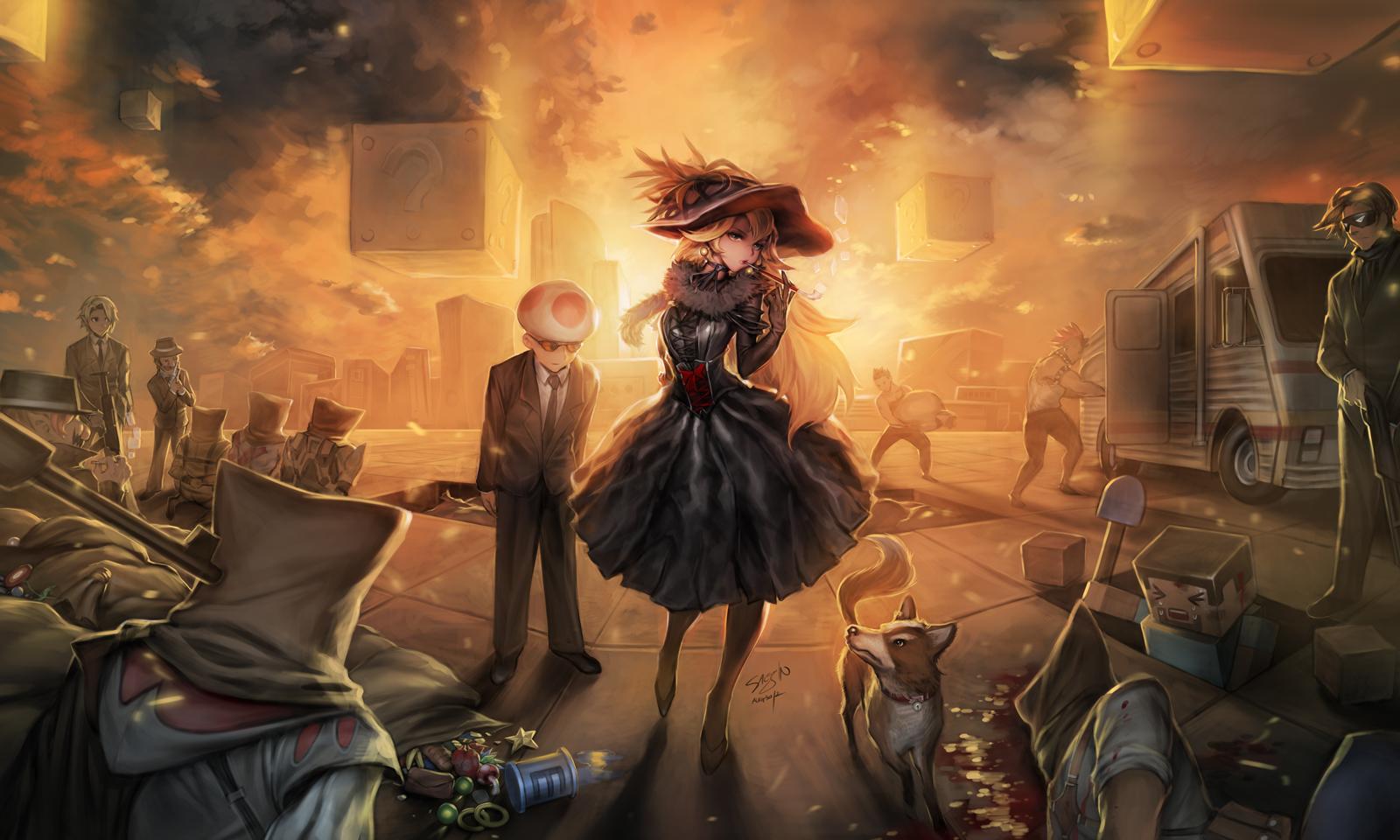 Evil princess 3d nsfw images