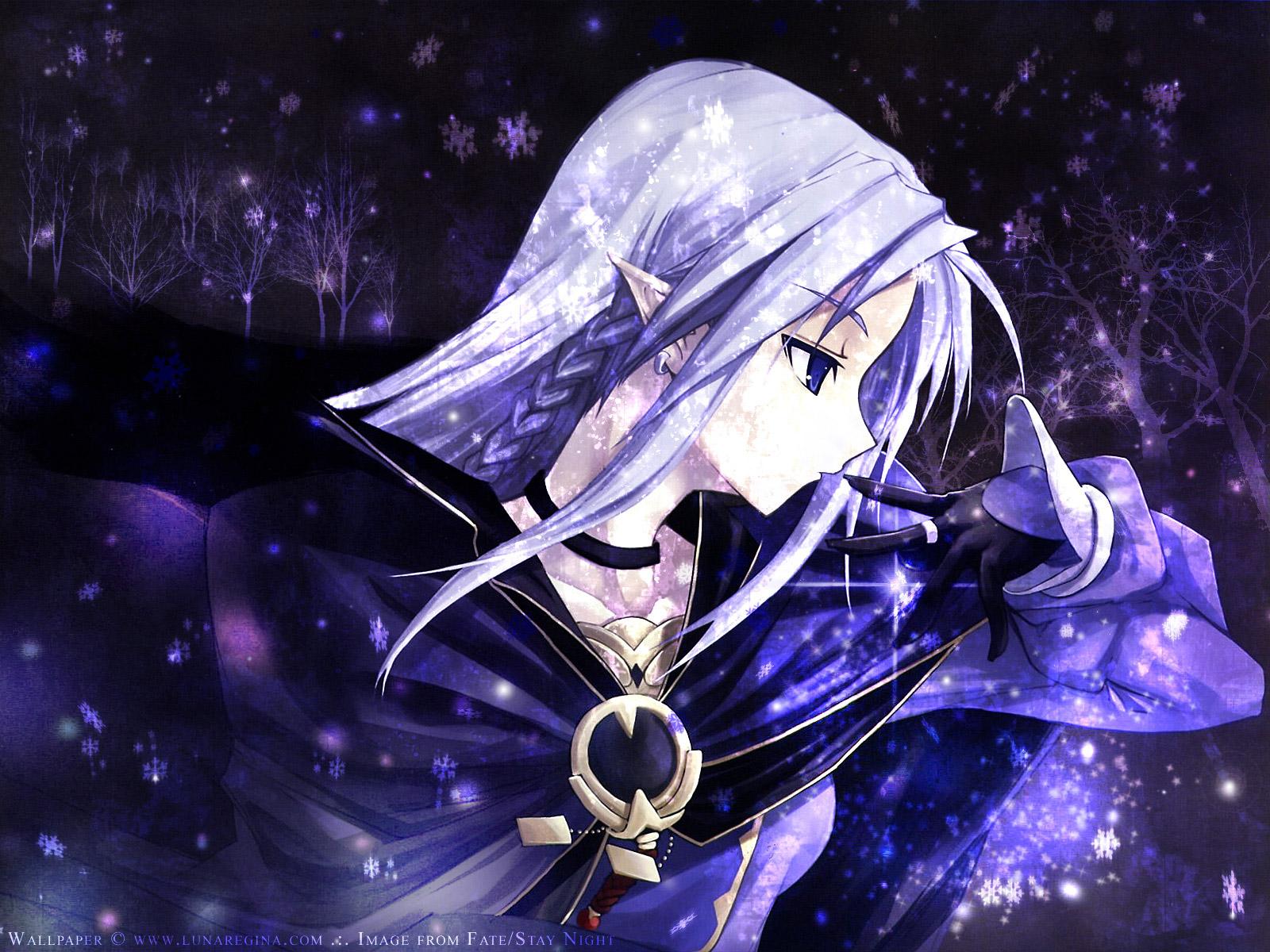 Anime night elf nackt tube