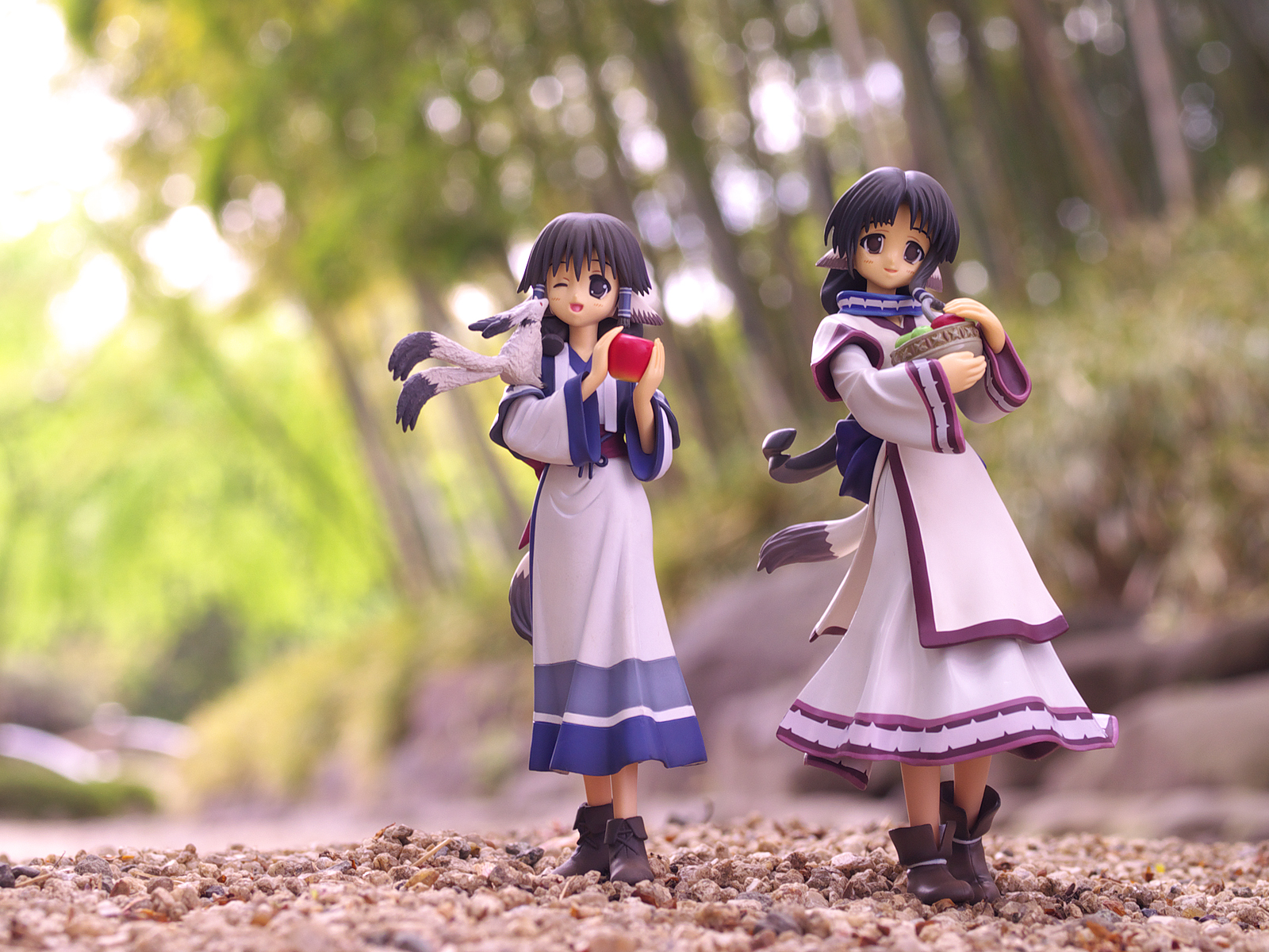 aruruw eruruw figure photo utawarerumono