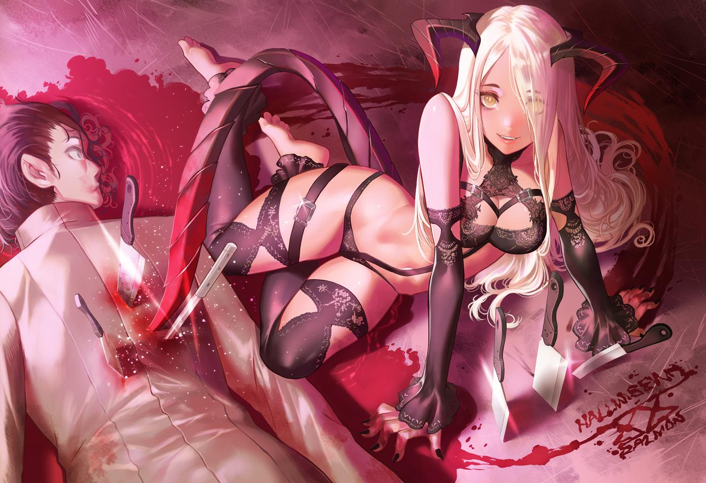 Porn blood breast erotic clip