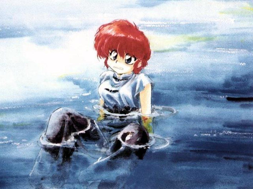 ranma½ saotome_ranma water