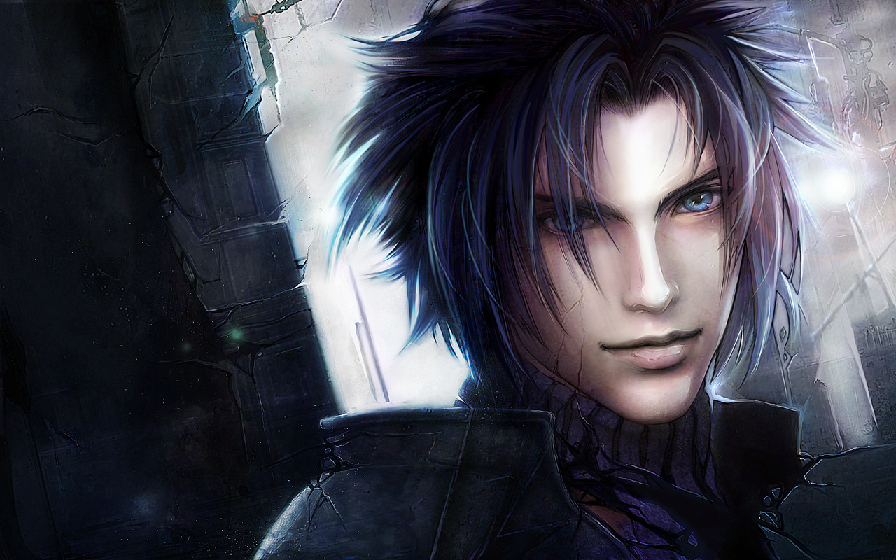 all_male crisis_core_final_fantasy_vii final_fantasy final_fantasy_vii male zack_fair