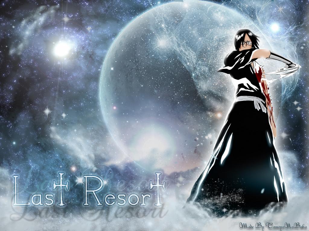 all_male bleach blood blue glasses gloves ishida_uryuu male moon stars