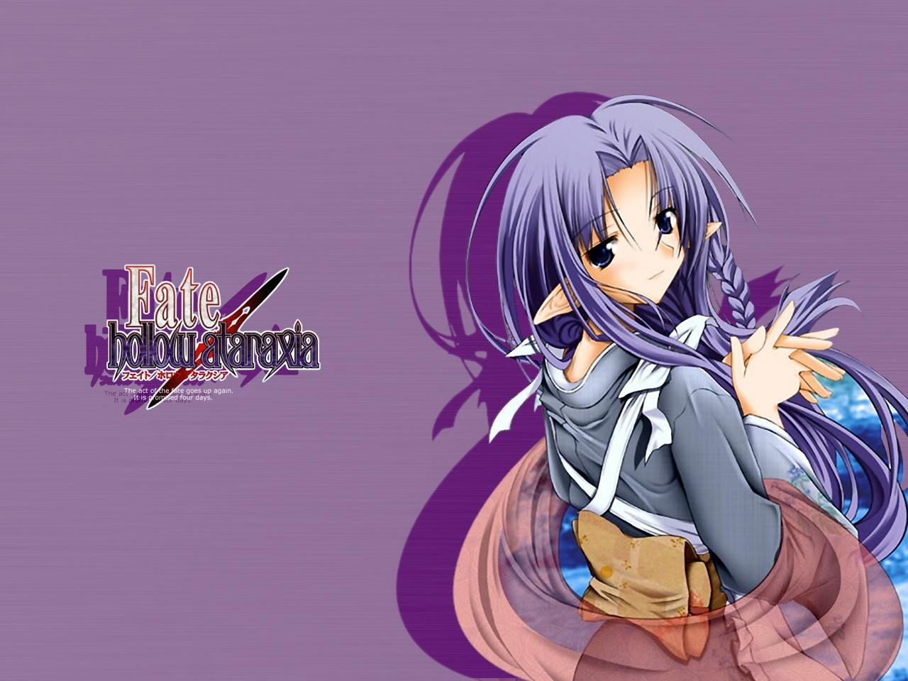 fate/hollow_ataraxia fate_(series) fate/stay_night medea_(fate) pointed_ears purple