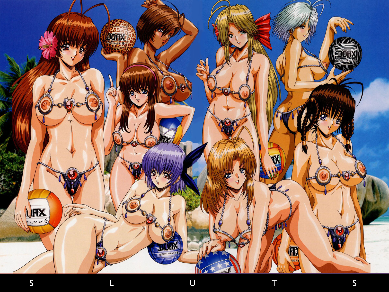 Dead or alive nude wallpapers xxx movies