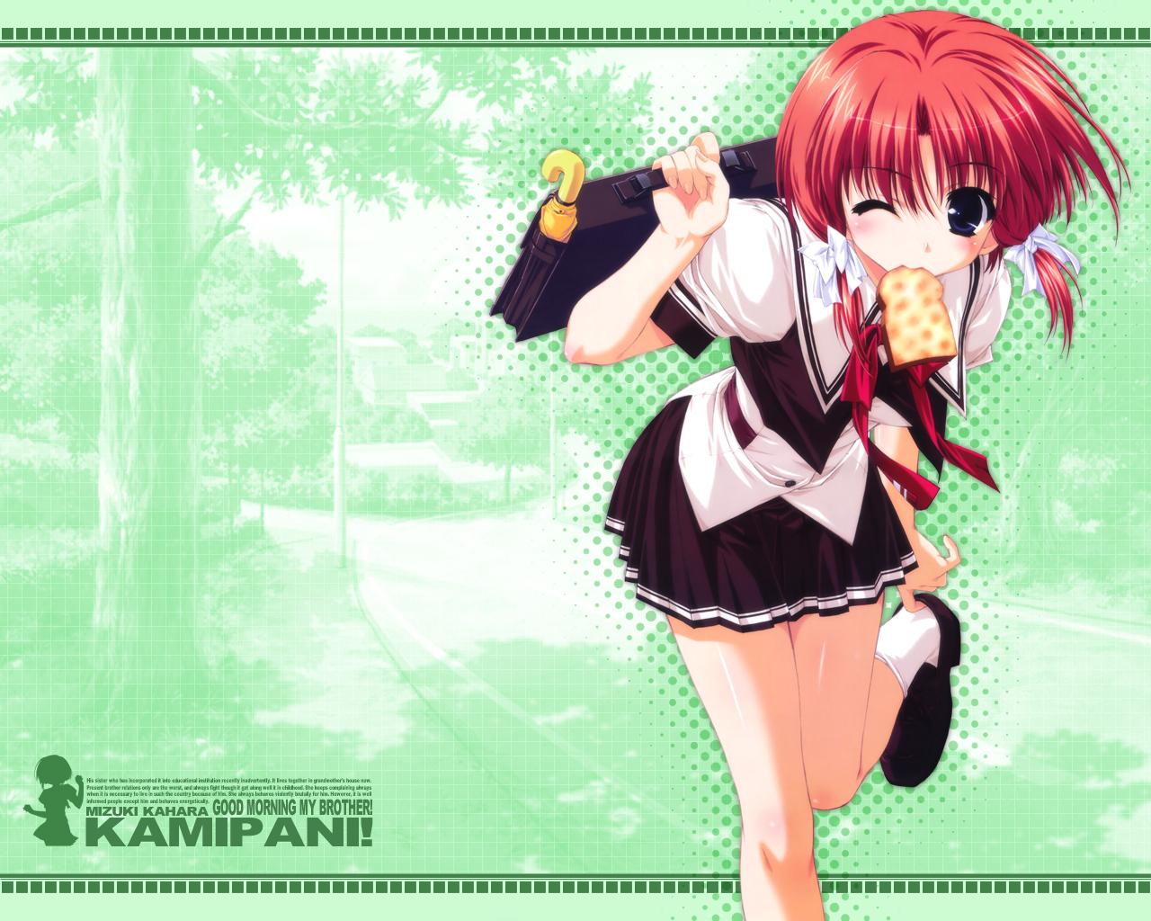 clochette kahara_mizuki kamipani school_uniform shintaro